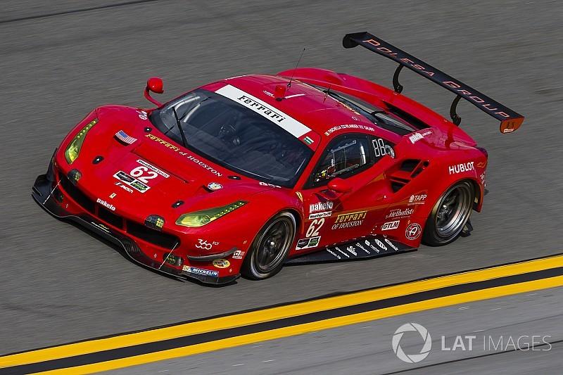 Ferrari kembali ke arena GTLM IMSA