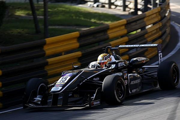 Ф3 Новость Лидер Ф2 Леклер захотел вернуться на Гран При Макао