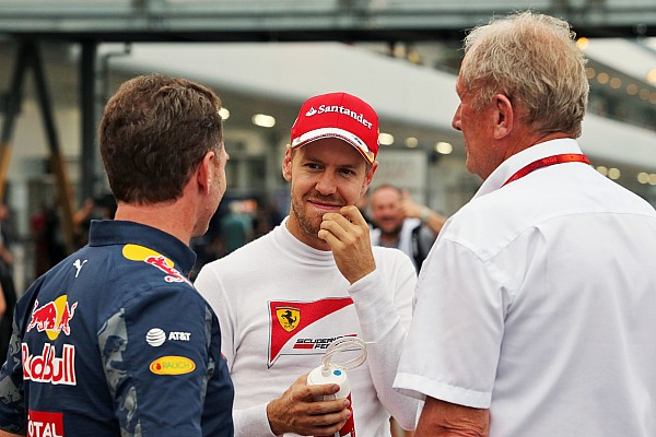 Formula 1 Son dakika Marko: Vettel ikinci yarıda çok daha güçlü olacak