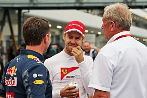 Marko: Vettel ikinci yarıda çok daha güçlü olacak