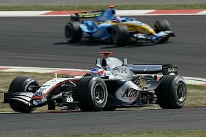 Formule 1 Nostalgie Turquie 2005 - Kimi Räikkönen premier vainqueur à Istanbul