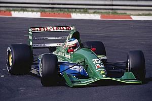 Formel 1 Feature Vor 26 Jahren: Michael Schumacher gibt sein Formel-1-Debüt