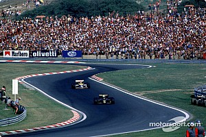 فورمولا 1  الأكثر تشويقاً معرض صور: سباقات الفورمولا واحد التي شهدت أكبر عدد من المتفرجين