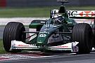 Egy csodálatos Jaguar festés a modern F1-es autón