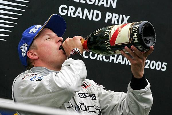 Forma-1 Räikkönen agyonver mindenkit és másodszor is nyer Belgiumban