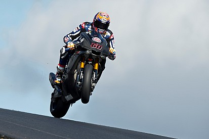 Van der Mark verlegt aandacht weer naar World Superbikes