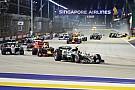 Formel 1 2017: Der Zeitplan zum Grand Prix von Singapur