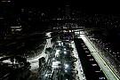 Szingapúr GP: szélesebb boxutca, újraaszfaltozott pályarészek