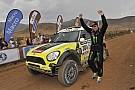 Dakar Roma keert terug naar Mini voor Dakar 2018