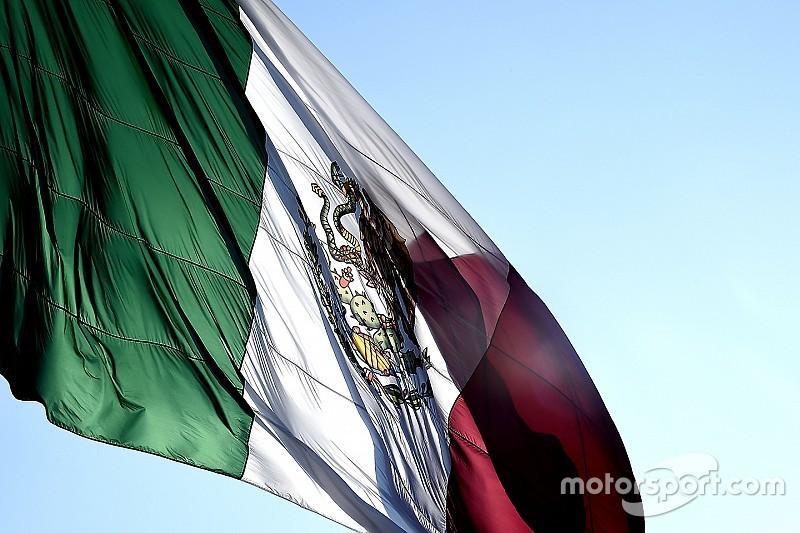 El mundo del motor muestra su solidaridad con México