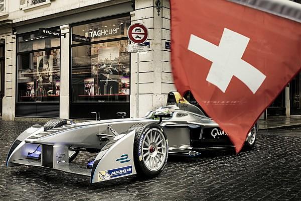 Formula E Breaking news Swiss akan gelar balapan pertama sejak 1954