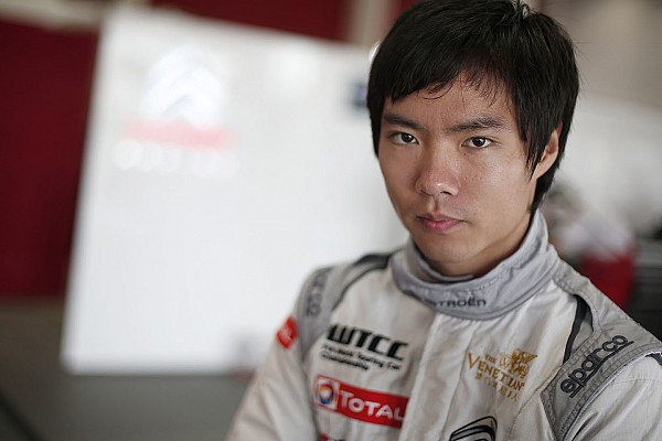 Ma joins Loeb's team for WTCC return at Macau