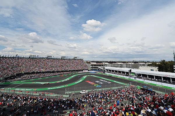 F1 メキシコGP、予定通り10月末に開催か「人々を元気付けることができる」