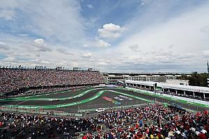 F1 速報ニュース メキシコGP、予定通り10月末に開催か「人々を元気付けることができる」