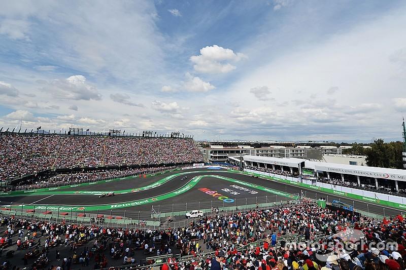 メキシコGP、予定通り10月末に開催か「人々を元気付けることができる」