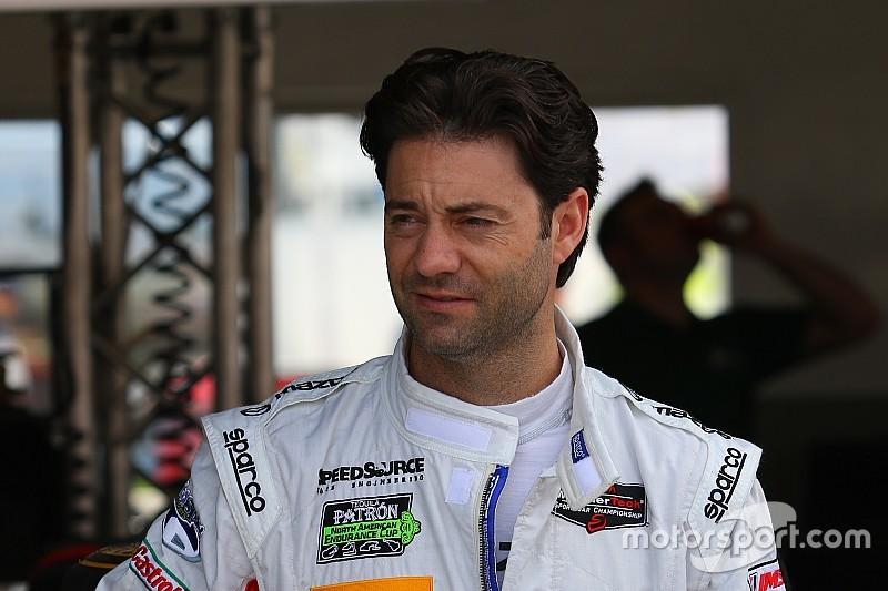 Bomarito teamgenoot van Van der Zande en Goossens in Petit Le Mans