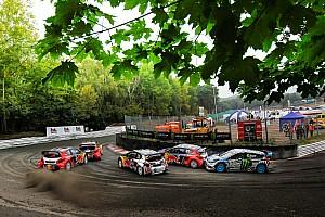 Rallycross-WM Vorschau WRX in Buxtehude: Wie überlebt man Kurve 1 am Estering?