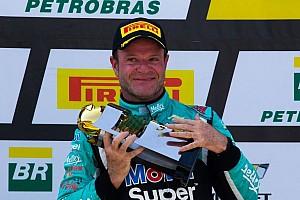 Stock Car Brasil Crónica de Carrera Rubens Barrichello brilló en Argentina