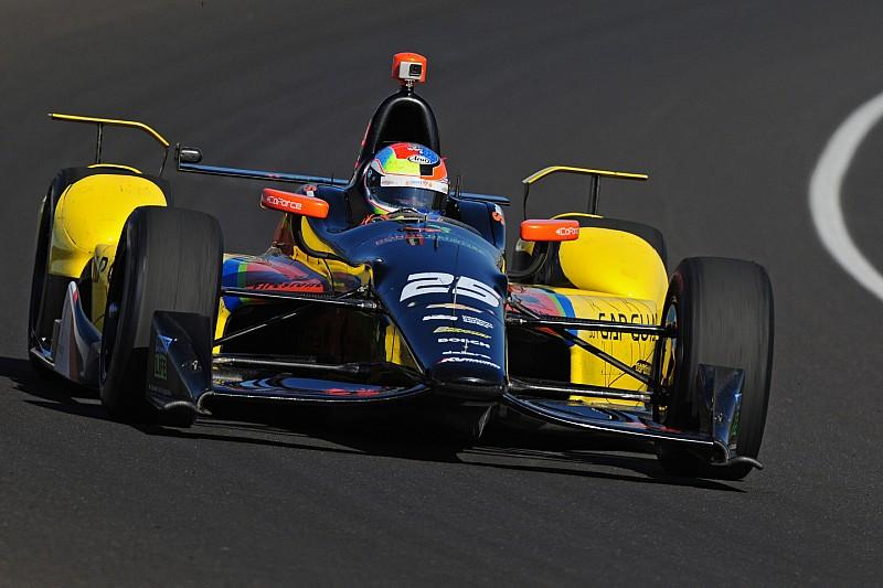 Stefan Wilson acerta com Andretti participação na Indy 500
