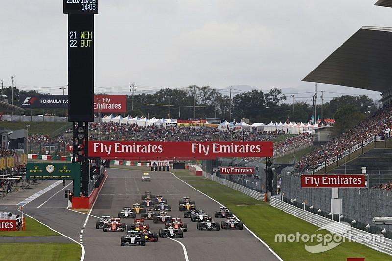 Confira os horários do GP do Japão