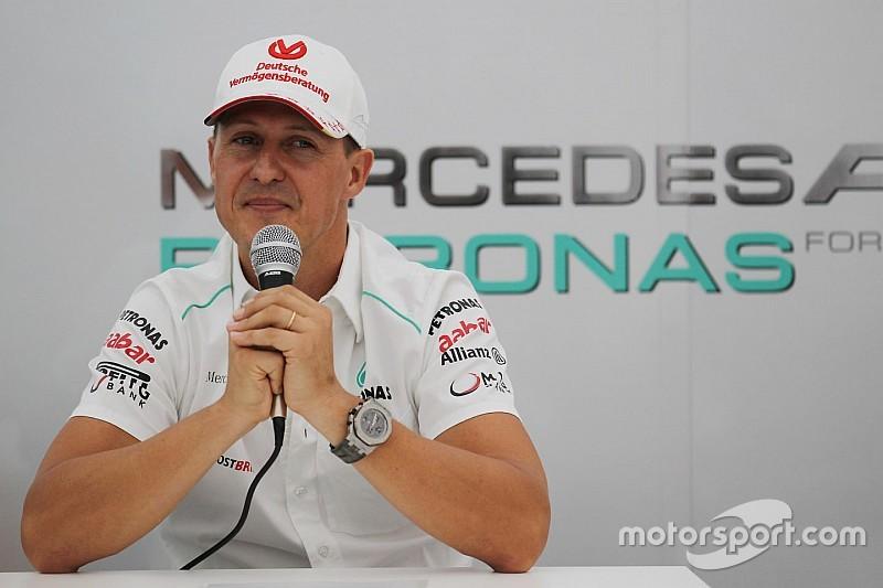 Vor fünf Jahren: Michael Schumacher tritt zurück – endgültig