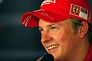 Aniversariante do dia, veja 10 imagens de Raikkonen sorrindo