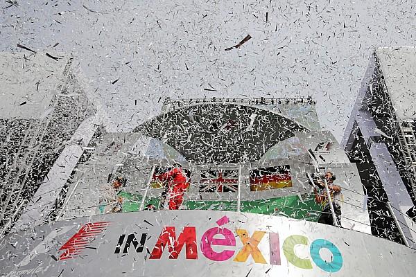 F1 Agotados los boletos para el GP de México