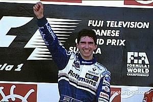 Forma-1 Nosztalgia Retro: Damon Hill világbajnok