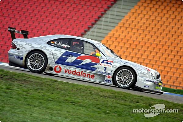 DTM Fotostrecke Fotostrecke: Alle DTM-Meisterautos seit 2000