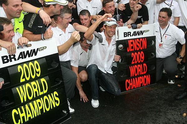 GALERÍA: hace 8 años Button era campeón de la F1