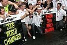 F1 GALERÍA: hace 8 años Button era campeón de la F1