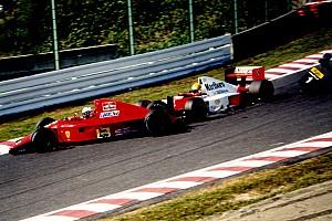 Forma-1 Nosztalgia Senna, Prost, Japán: a második felvonás