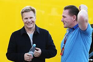 Verstappen: è Mika Salo il commissario sportivo