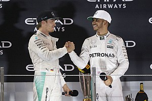 F1 Noticias de última hora Hamilton aseguró que el retiro de Rosberg le ayudó a mejorar
