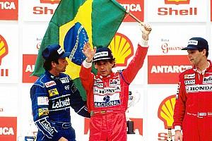 Формула 1 Топ список Галерея: усі призери Гран Прі Бразилії з 1991 року