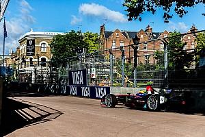 Formule E Actualités Londres veut faire revenir la Formule E