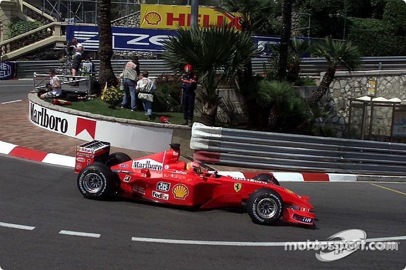 Schumacher's final Monaco winner sells for over $7.5 million