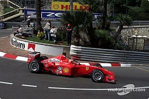 F1 速報ニュース シューマッハー最後のモナコGP優勝マシン、約8.5億円で売却される