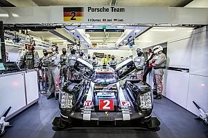 WEC Contenu spécial Porsche en LMP1 - Sous haute pression pendant sept ans