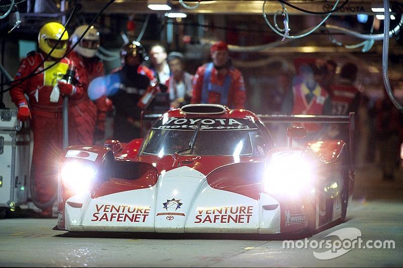 Toyota: Proposal LMP1 berwajah GT berikan momentum positif