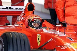 """Anekdote: """"Schumacher twijfelde aan zichzelf na eerste wereldtitel bij Ferrari"""""""