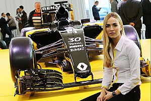 FIA-Frauen-Kommission: Carmen Jordas Wahl