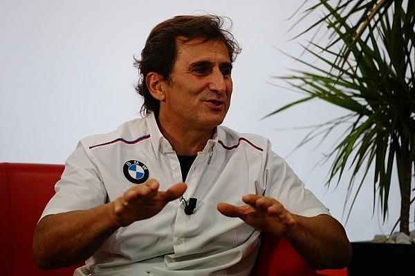 Alex Zanardi fährt 24h Daytona 2019 für BMW