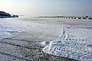Формула 1 «Спа» под снегом: два круга по зимней трассе