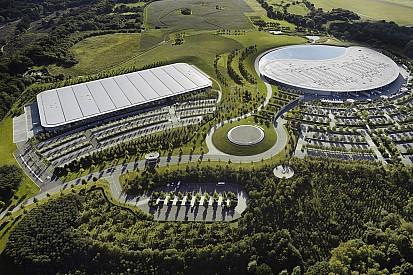 """Grosjean : """"McLaren a probablement la plus grosse usine en F1"""""""