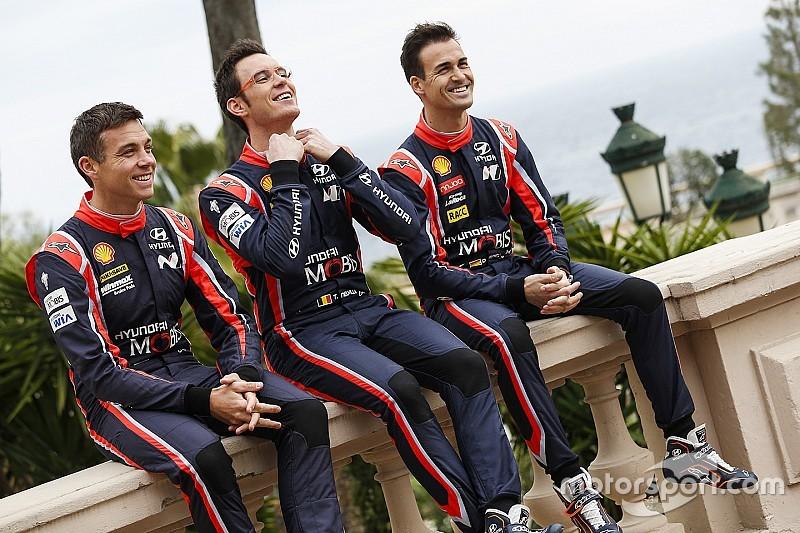 Pour Sordo et Paddon, l'équipe primera sur l'individuel en 2018