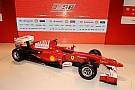 Tarihte bugün: Ferrari, 2010 aracını tanıtıyor