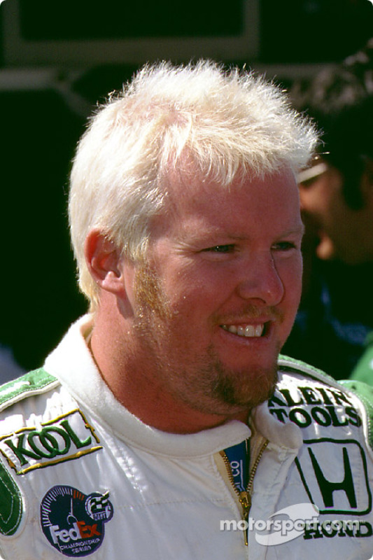 Paul Tracy à Nazareth