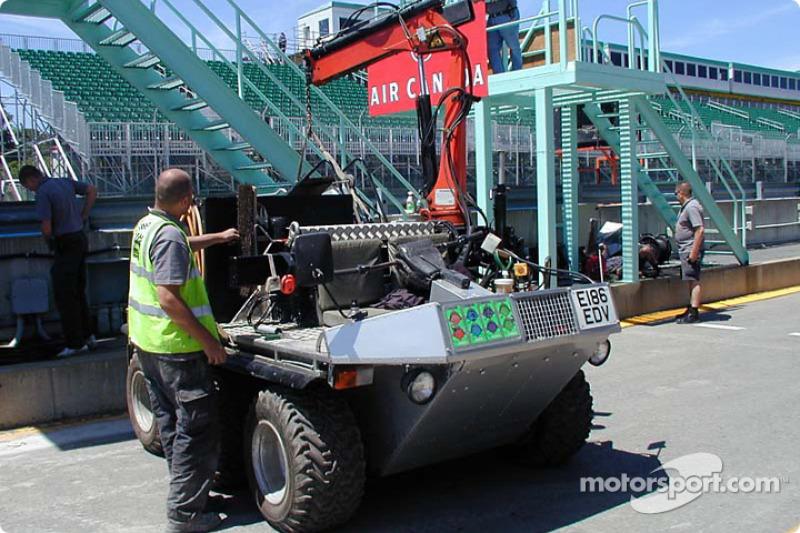 F1 utility vehicle