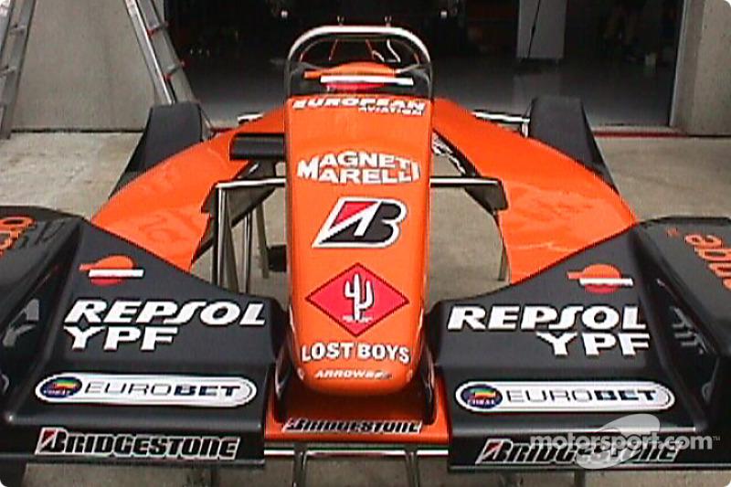 Arrows nose cone I